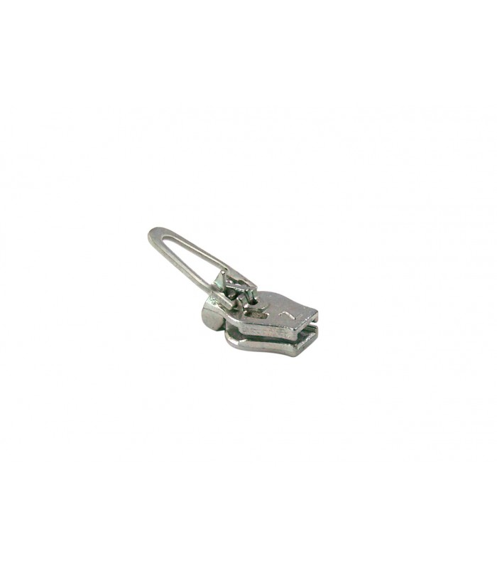 Cursor con clip para cremalleras invisibles/impermeables