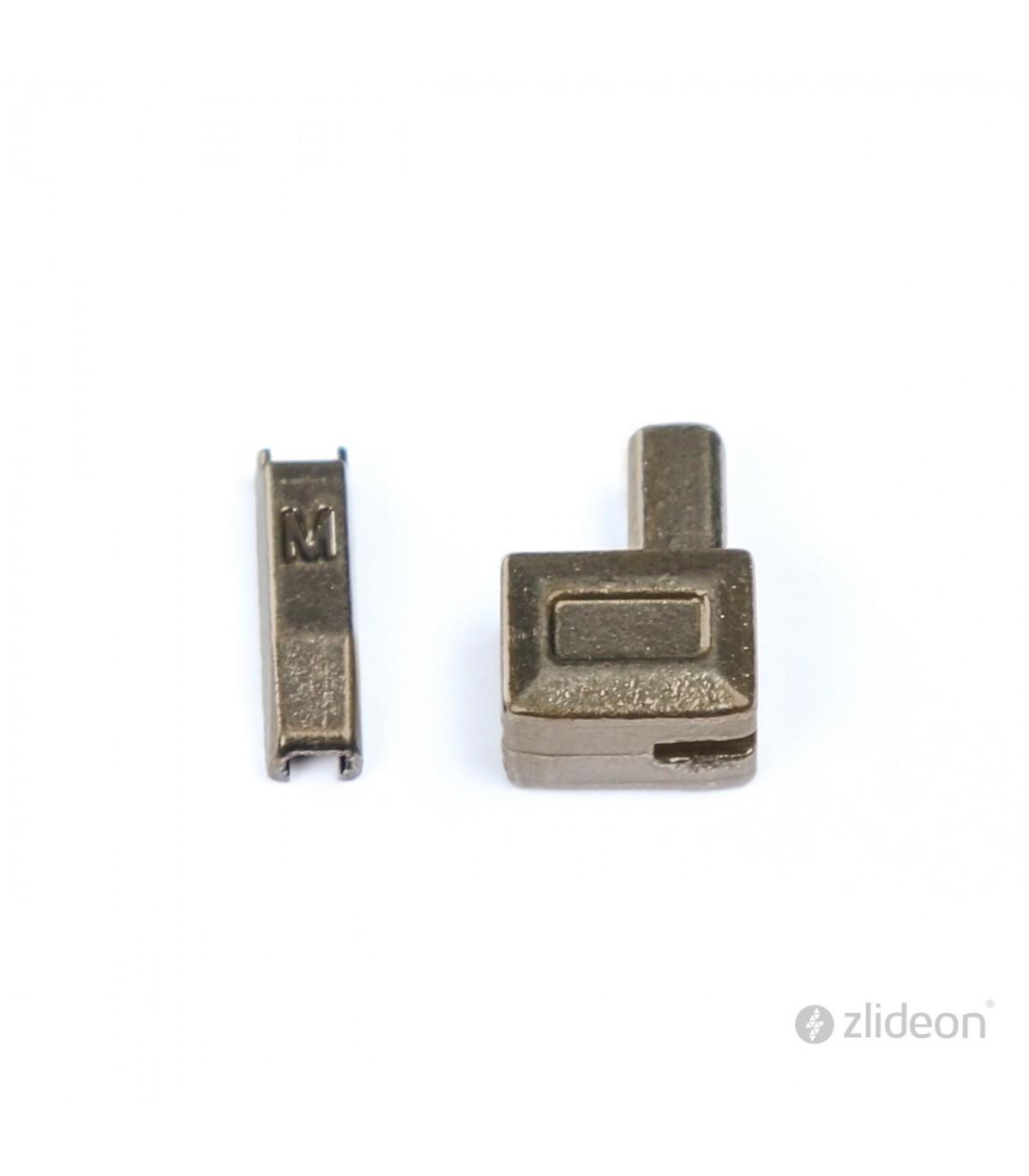 L22G Housse De Couette 100/% Percale de Coton Arc, 140/_x/_190/_cm