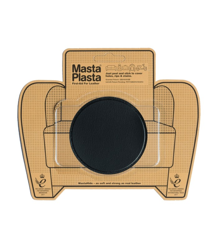 Patch Masta Plasta © réparation cuir 8x8cm