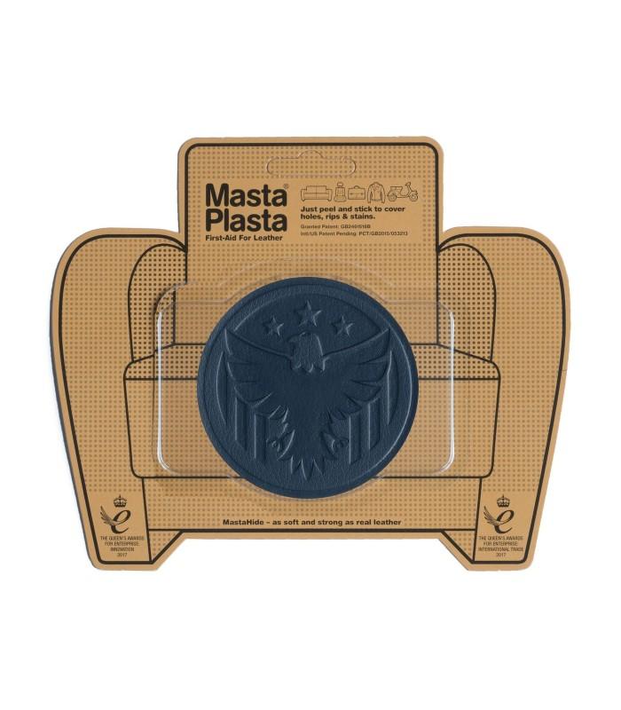 Patch Masta Plasta taille M réparation cuir 8x8cm aigle royal