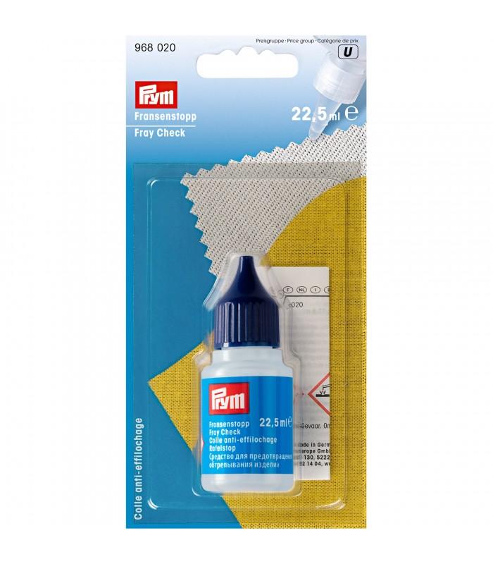 Colle anti-effilochage tous tissus - réparation textile rapide