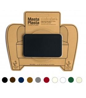 Patch Masta Plasta taille M réparation cuir 10x6cm