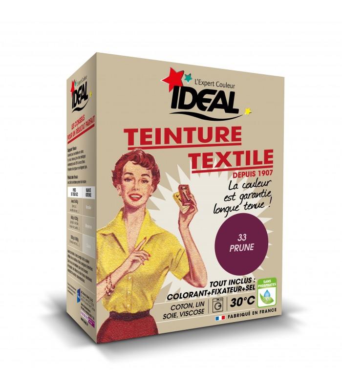 Teinture textile en poudre IDEAL