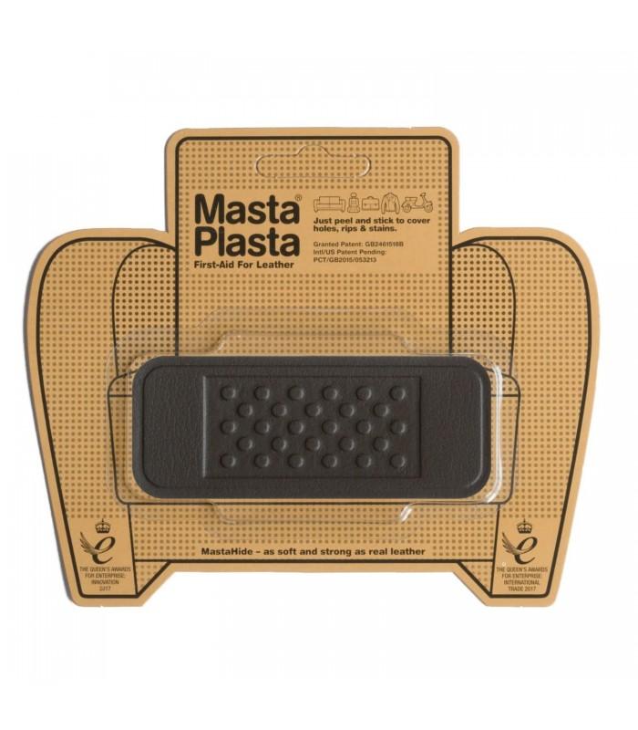 Patch Masta Plasta taille S réparation cuir 10x4cm pansement