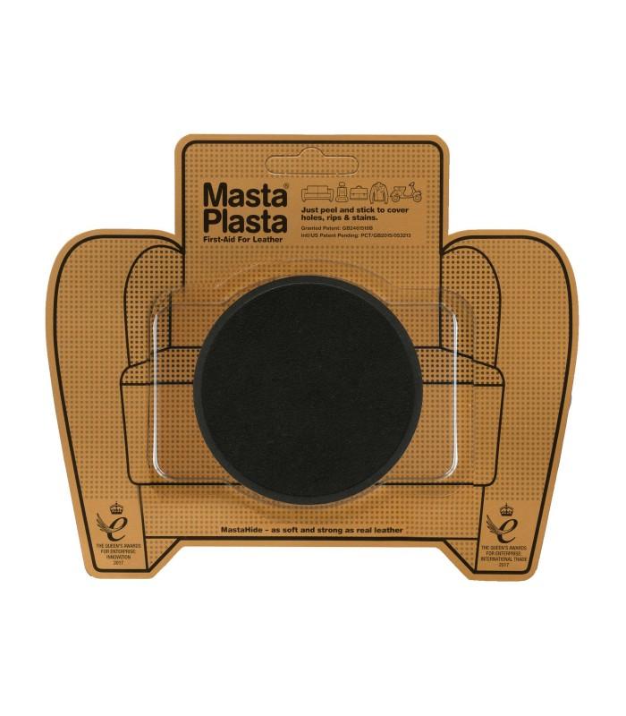 Parche MastaPlasta tamaño M reparación gamuza 8x8cm