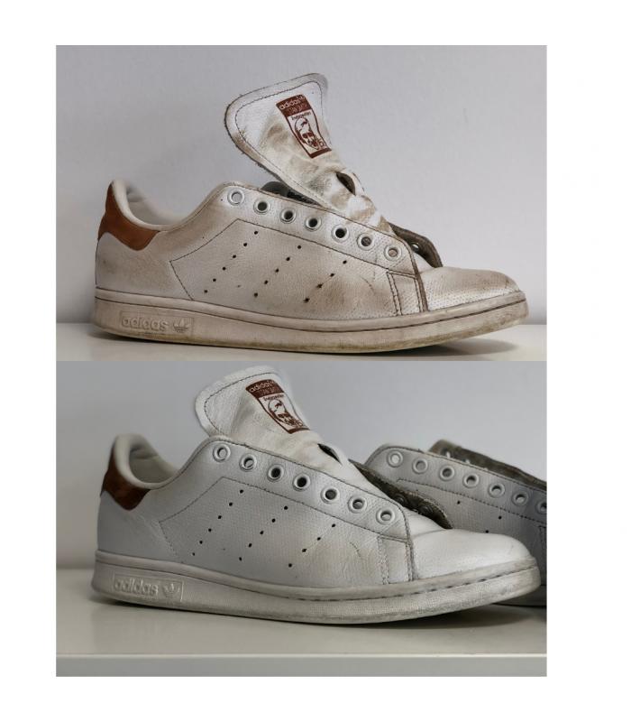 Kit para Tenis, Sneakers- limpia - tiñe- impermeabiliza