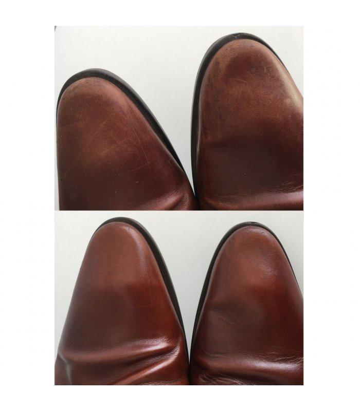 Kit entretien cuir coloration - chaussure - maroquinerie, vêtement