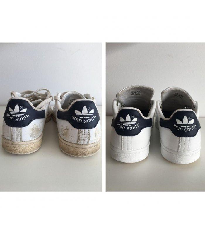 Kit de teinture pour coloration cuir chaussures