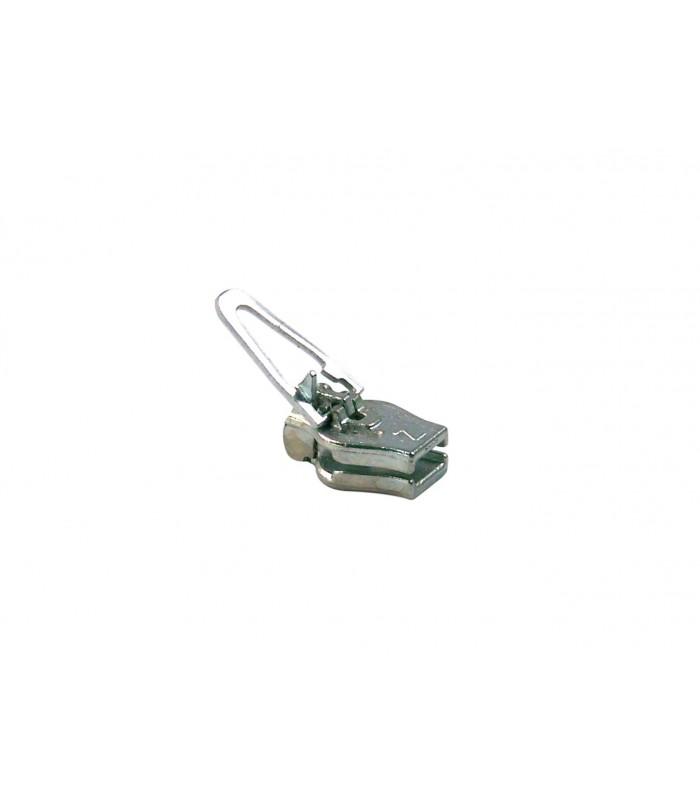 Cursor con clip para cremalleras de plástico. Zlideon