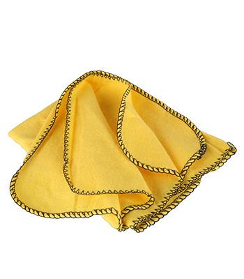 chiffon doux jaune