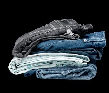 Jeans nouvelle coloration et entretien