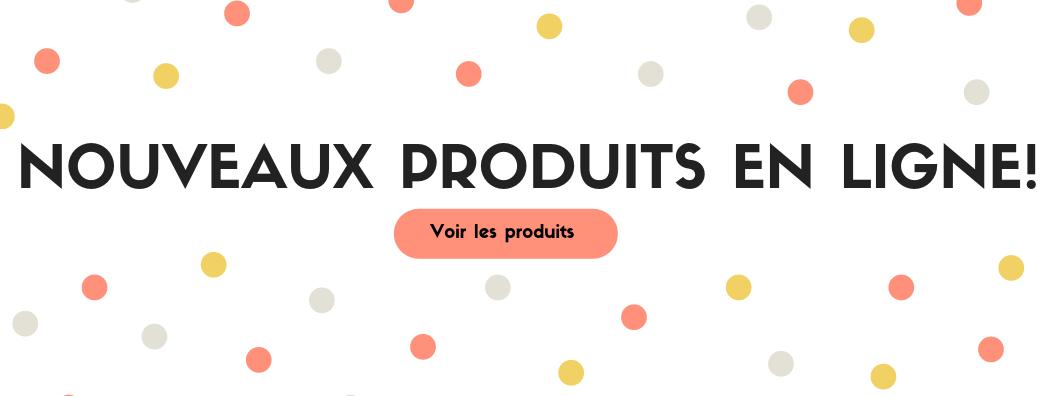 Promotion nouveaux produits